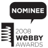 Logo for Winner - 2007 Webby Awards